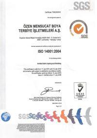 ISO14001-2004Yeni